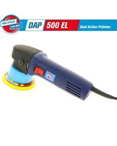 Polishing Power DAP500 EL Excentrische Polijstmachine 8 mm