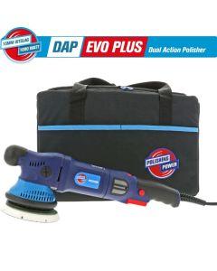 Polishing Power DAP EVO Plus Excentrische Polijstmachine 15 mm