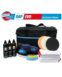 Polishing Power DAP EVO met Monello Starterskit Powerpack