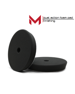 "Moore Dual Action Polijstpad Zwart Finishing  6"" 135/150 mm"