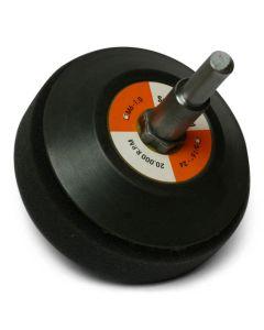 Steunschijf met losse adapter 75 mm
