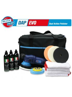 Polishing Power DAP EVO met Monello Starterskit Powerpack