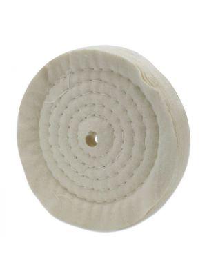 Professionele polijstschijf flanel  150x20x10 mm
