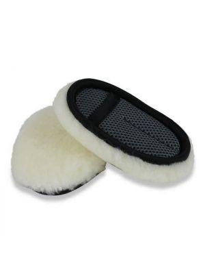 M85 Premium Longhair Merino Lambskin Finger Wash Mitt