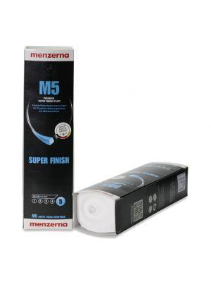 Menzerna M5 polijstpasta wit mirror glans