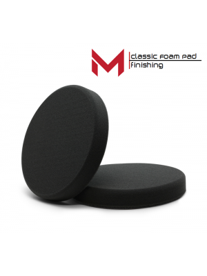 Moore Classic foam pad black finishing pad 150 mm