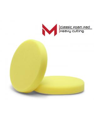 Moore Classic Foam pad yellow Heavy cut 150 mm