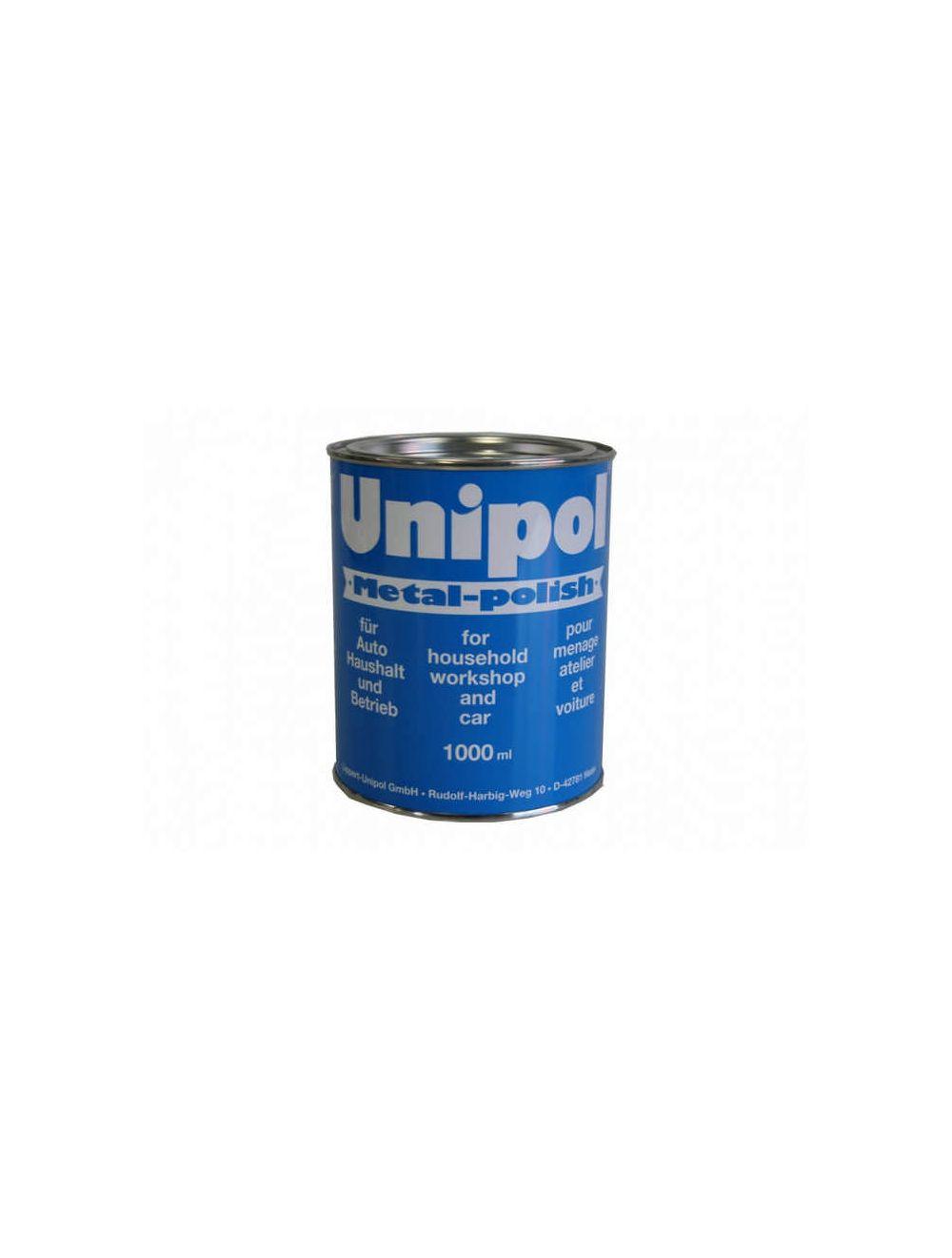 Unipol Metal Polish Blik 1000 Ml